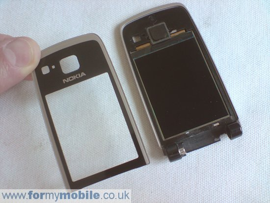 Nokia 6600 Fold disassembly stage 11