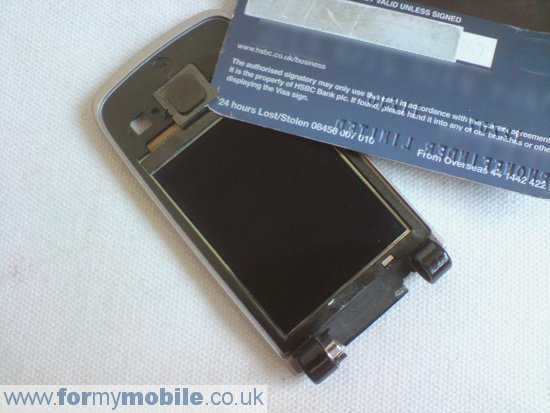 Nokia 6600 Fold disassembly stage 12