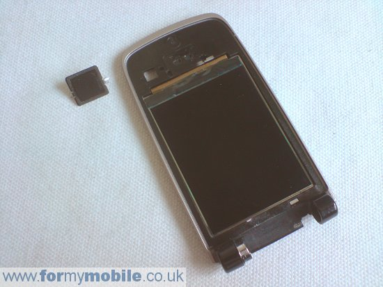 Nokia 6600 Fold disassembly stage 13