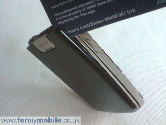 Nokia 6600 Fold disassembly stage 4