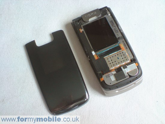 Nokia 6600 Fold disassembly stage 5