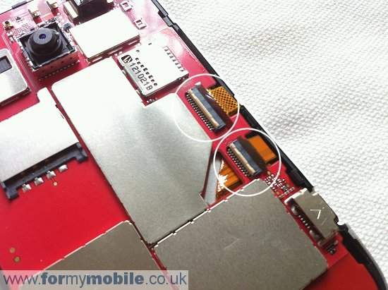 Htc Desire C Disassembly  Screen Replacement And Repair