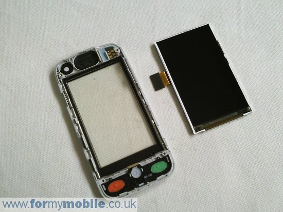 LG GS290 Cookie Fresh disassembly stage 7
