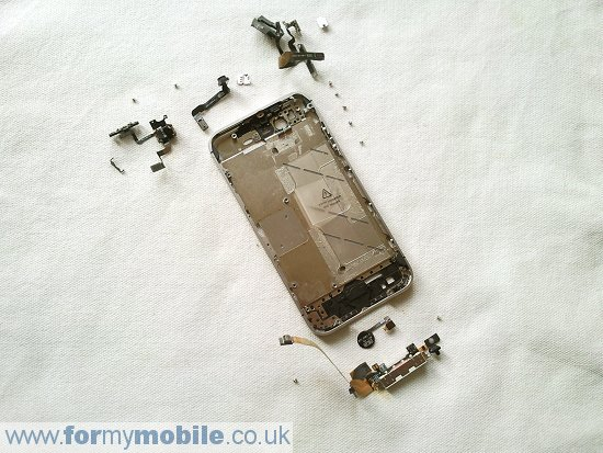 how to take iphone 4 apart iphone 4s disassembly screen replacement and repair 2043