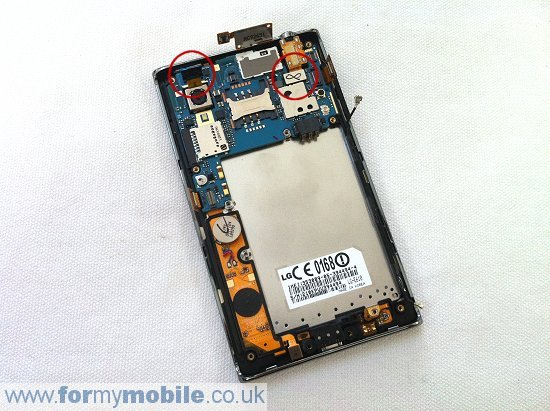 Lg optimus l5 e610 disassembly screen replacement and repair for Housse lg optimus l5 e610