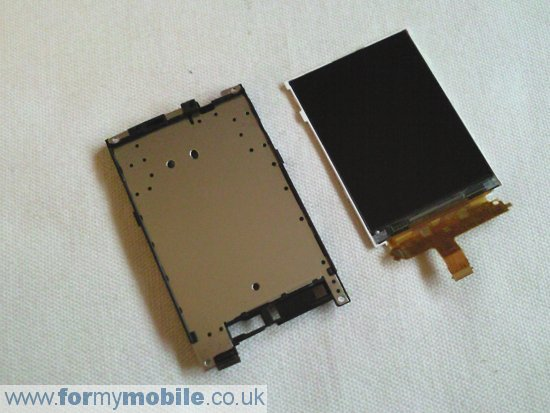 Sony Ericsson X10 Mini disassembly stage 12